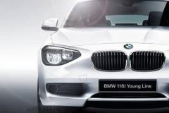 BMW 116i にエントリーモデル追加…300万円以下を実現