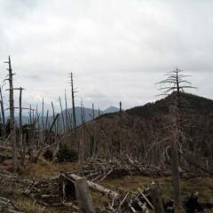 八経ヶ岳登山