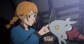 【空挺ドラゴンズ】第11話 感想 子龍にはマヨネーズ