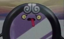 妖怪メダルバスターズ ヤミ鏡(Bメダル)のQRコードだニャン!
