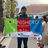 『神戸マラソン2018、完走してきました!』の画像