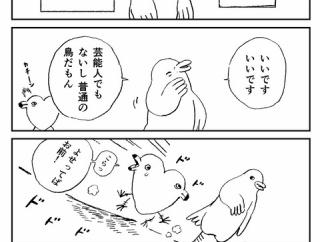鳥シリーズ②