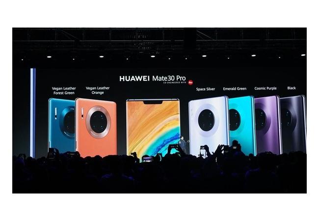 """「HUAWEI Mate 30 Pro」発表。第2世代5G+映画級4カメラの猛烈なフラッグシップ。そして""""脱Google""""へ"""