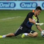 【速報】サッカー日本代表、正GK川島が外れる