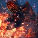 『【MHW:IB】新たな特殊個体モンスター「猛り爆ぜるブラキディオス」と「激昂したラージャン」が来たあああああ!!臨界ブラキかっけえええええ!!』の画像