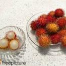 トロピカルフルーツで夏気分① ランブータン