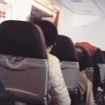 【動画】エアアジア機、異常発生!機体が洗濯機のように揺れ出す!機内の様子 [海外]