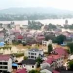 【動画】中国、各地で深刻な水害発生も政府は隠蔽!被災地は救援物資や食料も届かず [海外]