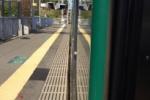 京阪電車の交野線・始発&終着駅はゆっくりまったりした感じになってる
