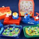 エポック社「野球盤」ガチャに3D版も登場!「野球盤3Dエース&アクションゲーム」