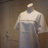 『MSGM(エムエスジーエム)フロントロゴビッグシルエットTシャツ』の画像