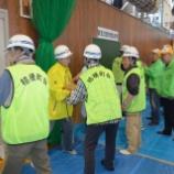 『5月25日(土)函館市防災総合訓練に17名が参加』の画像