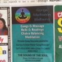 今朝のオーストラリアの新聞にレイキ広告が。