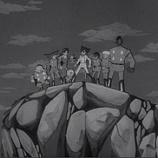 『サイボーグ009 第一話「恐怖の怪人島」』の画像