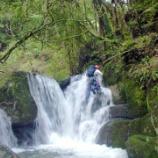 『滝川谷・脊振山系の谷』の画像
