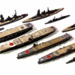 旧日本海軍 連合艦隊ミッドウェー航空艦隊がフィギュアになってガチャに登場!