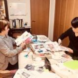 『大阪開講『芸術療法初級:アドバンスファースト21:コラージュ療法』』の画像