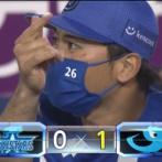 ベイスターズ 0-1 ドラゴンズ 9回表守備の乱れからまさかの失点...10連敗