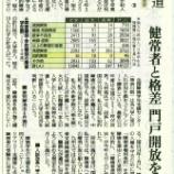 『【お知らせ】「知的障碍者の進学」読売新聞に連載③』の画像