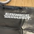 【キャンプやメンテ作業に便利】ガレージワークマット「GARAGE-WORK-MAT」のレビュー