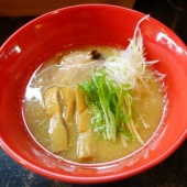 味噌拉麺 @ らうめん梵