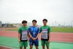 4月にインタビューしたティアモの新井晴樹選手がセレッソ大阪に期限付きで移籍!〜アマチュアからトップのJ1への移籍はすごいことみたい〜