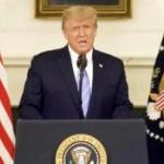 【米国】トランプ大統領の支持率、議会乱入事件後に48%に上昇 ― ラスムセン世論調査