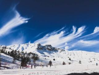 【画像】スキー場ついたぞwww