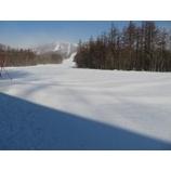 『青空広がる雫石。さらっと新雪積もりました。』の画像