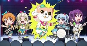 【ガルパ☆ピコ~大盛り~】第6話 感想 花火で焦げたらどこかへ入院【BanG Dream!】