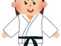 【画像】美女柔道家、医学部合格
