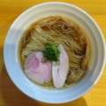 麺響 万蕾@みのり台(千葉県) 「醤油らーめん」