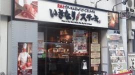 【新型肺炎】いきなりステーキ「コロナのせいで資金繰りがヤバい」
