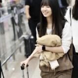 『めっちゃ可愛いな…乃木坂46、上海に到着!!現地空港での動画&写真が続々公開キタ━━━━(゚∀゚)━━━━!!!』の画像