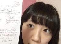 高橋希良ちゃんの英語テストの得点をご覧ください