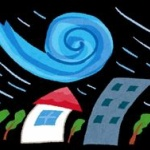 【悲報】台風24号ガチでヤバい・・・