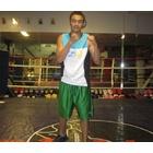 『ストレスの対処にボクシング』の画像