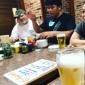 幸せな土曜日の夜♪ ビール美味い!! https://t.c...