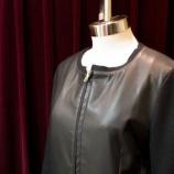 『【irise】 新作 ジャージーロングジャケット』の画像