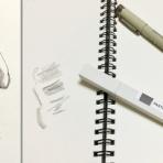 Koi-fumiのスケッチブック&MacBook