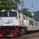 『さよなら快速Wijaya Kusuma(8月30日)』の画像