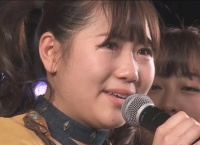 西野未姫が卒業を発表… 岡田奈々生誕祭にて