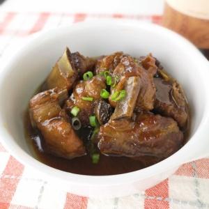 ジャムが味の決め手♪豚スペアリブの柔らか煮