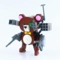 LEGOロボ/熊型戦闘兵器アサルト・テディ