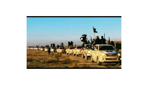 【海外の反応】イスラム国(ISIS)がトヨタ車を利用、米財務省が情報提供求める