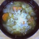『さらさらスープ』の画像