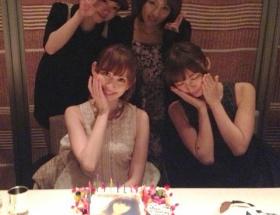 【AKB48】小嶋陽菜 25歳の深夜の誕生会wwwwwww