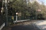少っ!国道168号線、磐船口~私市駅近くの山道で休日しか使われないバス停にロマンを感じる!~