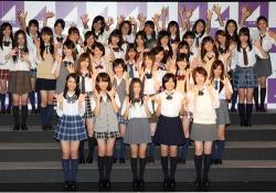 乃木坂1期より先輩で現役&卒業を発表していないAKBGメンバー一覧がこちら。。。