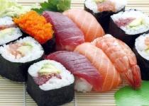 マッマ「お寿司よ~!」ぼく「わーい!」ドタドタ